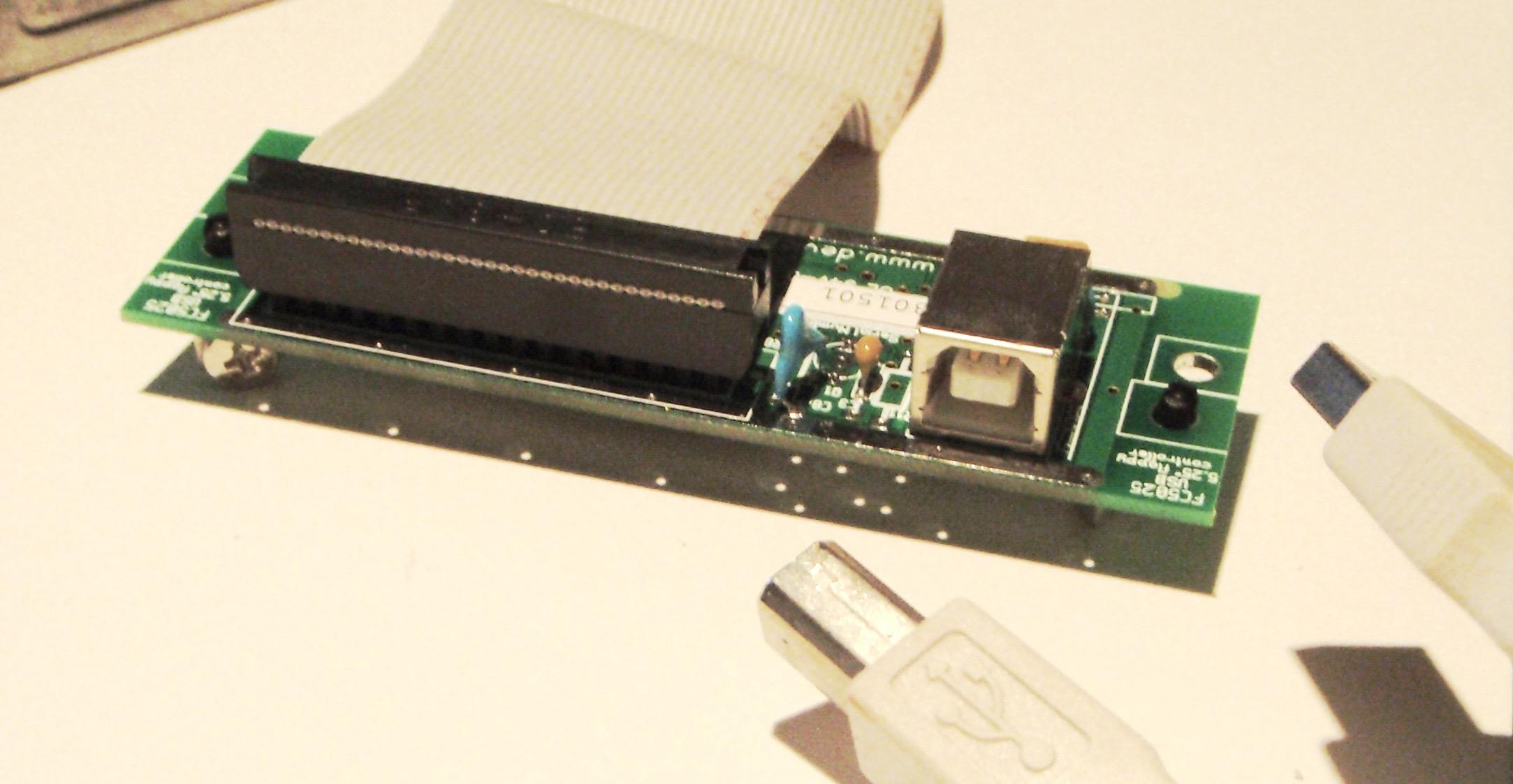 circuit imprimé du FC5025